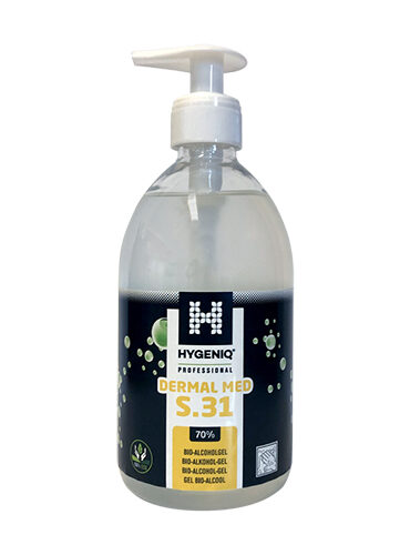 CleanGood desinfectiemiddel handgel met pompbediening 1