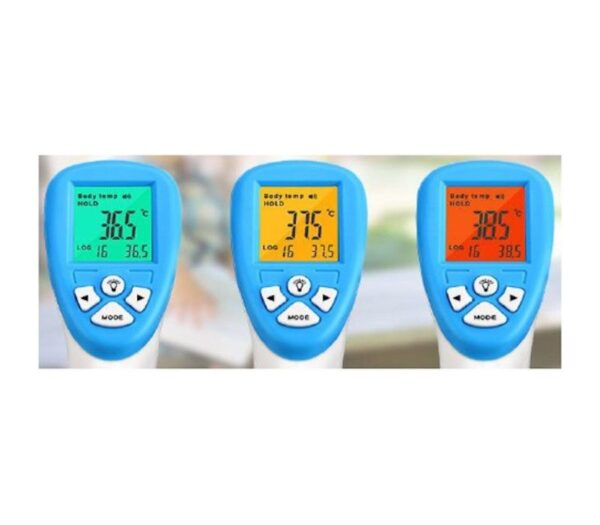 CleanGood infrarood thermometer lichaamstemperatuur 3